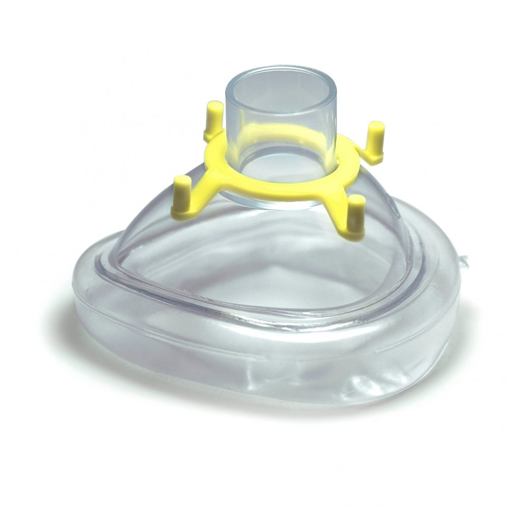 DISPOSABLE ANESTHESTIC MASK